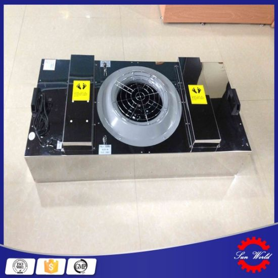 Air Filter Manufacture for Clean Room HEPA Fan Filter Unit FFU pictures & photos