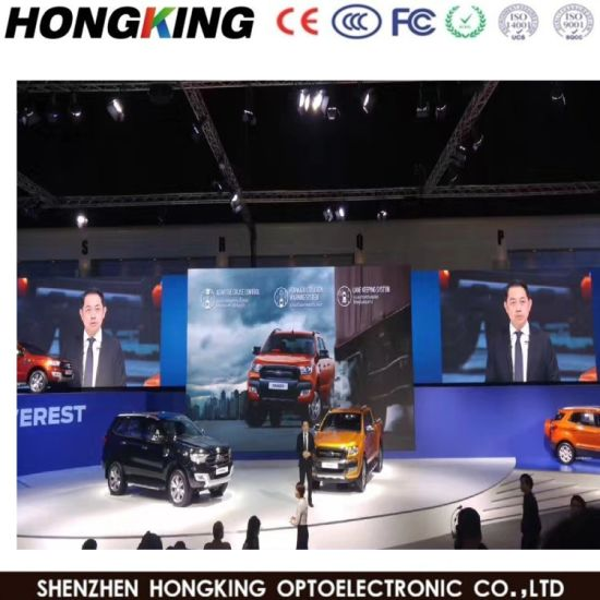 Indoor High Definition P2.5 P3 LED Billboard Advertising Screen