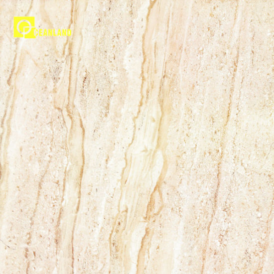 China 60x60 Polished Glazed White Porcelain Tiles Floor Like Marble