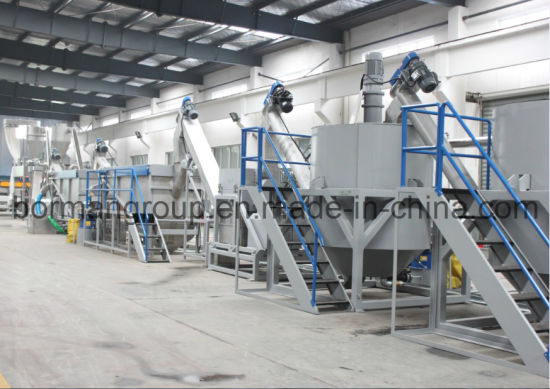 Pet Bottle Recycling Plant 500-6000kg/H pictures & photos