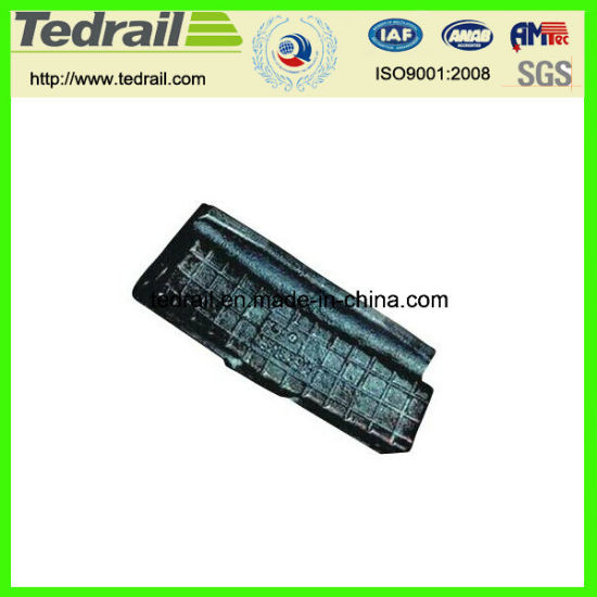 Cast Iron Brake Pad Type M pictures & photos