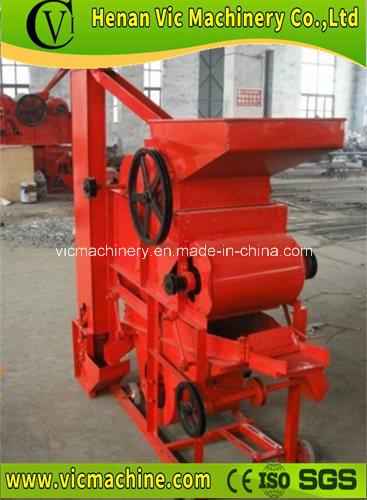 Bk-45 small peanut shelling machine with 500kg/h pictures & photos