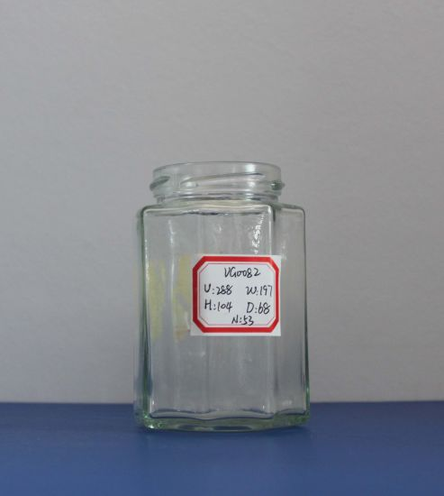 Vista Brand Glass Canning Jars
