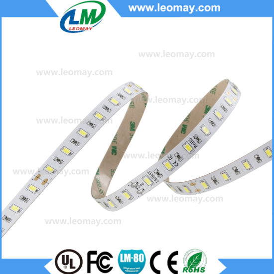 Super Brightness SMD5630 18000 lm/roll Flexible LED Strip pictures & photos