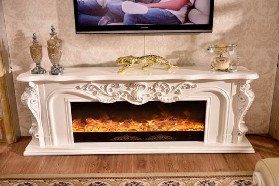 Marble White Electric Fireplace Tv Stand Freestanding Heater China Freestanding Heater Tv Stand Made In China Com