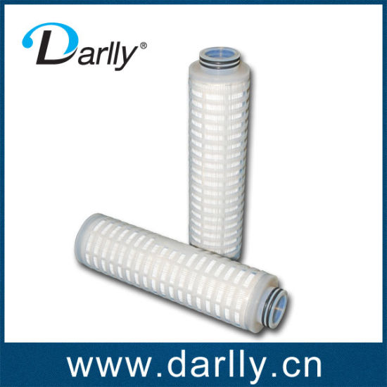 10'' 20'' 30''pp Pleated Water Filter Cartridge