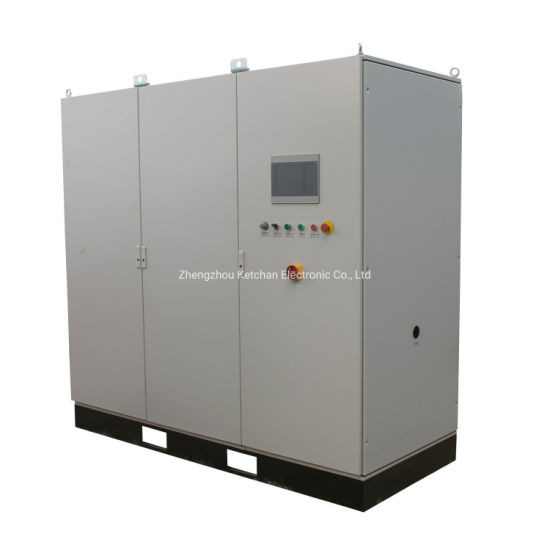 Digital Metal Induction Heat Treatment Machine for Knurling Cutting Tool Surface Quenching