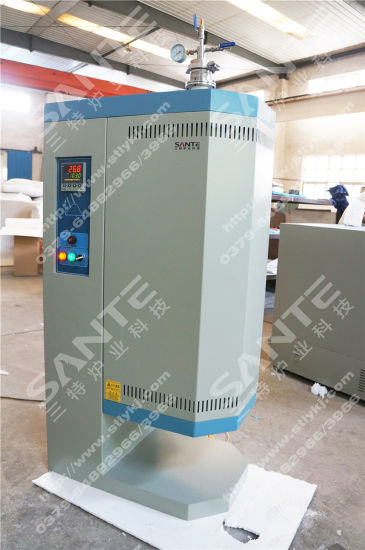 1000c Graphite Heater Vacuum Furnace for Laboratory Instrument Vertical Type pictures & photos