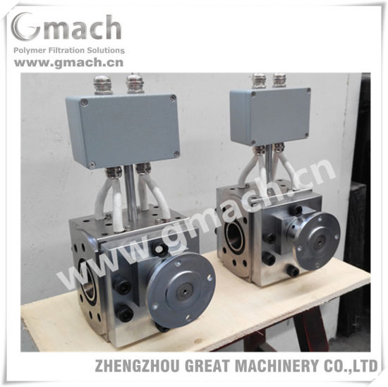 Extrusion Melt Gear Pump for PP/PE Sheet Extrusion Line pictures & photos
