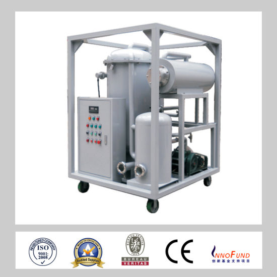 Jy-20 Vacuum Insulating Oil Purifier /Oil Purification Machine pictures & photos