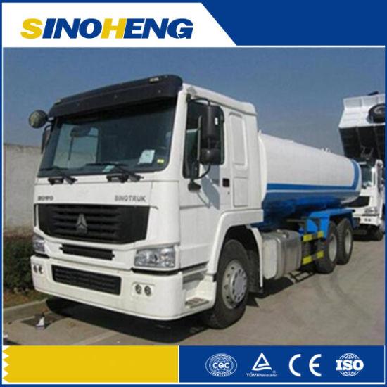 Sinotruk 20m3 Water Tanker Truck 15000L