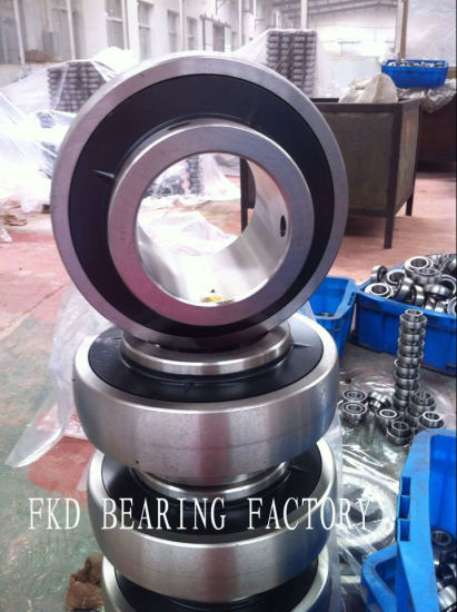 Fkd/Hhb Ball Bearing with Setscrews/Insert Bearing (Uc204) pictures & photos