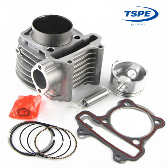 Gy6 150 57.4mm Motorcycle Cylinder Block Piston Ring Kit pictures & photos