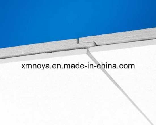 Sound Absorption Green Building Material Fiberglass Ceiling Board (Concealed B)