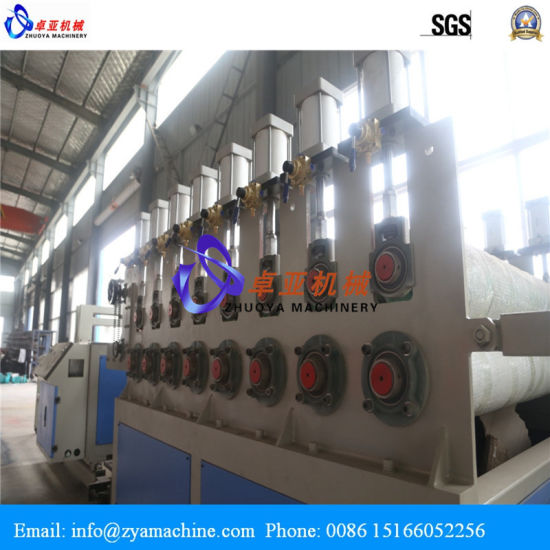 Waterproof PVC WPC Bathroom/Kitchen Cabinet Board Extrusion Machine pictures & photos