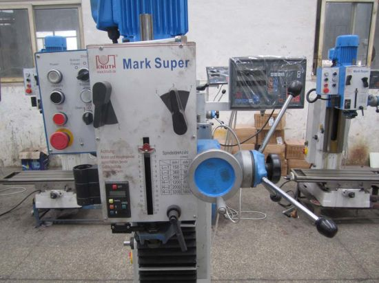 Precision Drilling Milling Machine / Milling Drilling Machine (ZX7045) pictures & photos
