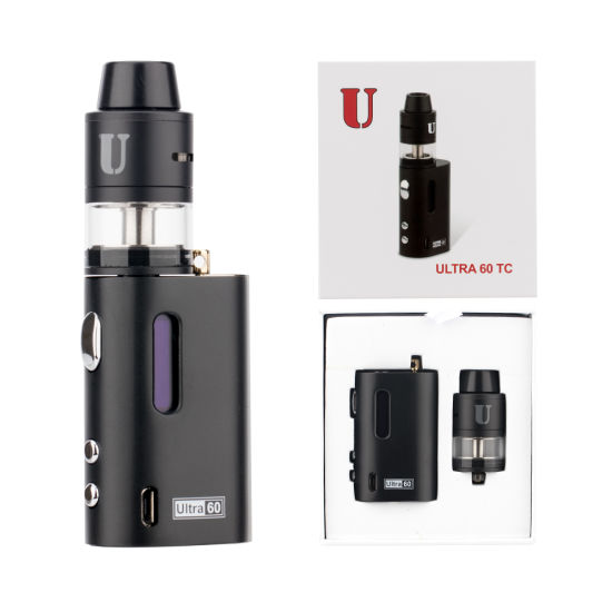 Wholesale Price Jomo Rdta DIY Vaporizer 60W Ultra 60 Tc DIY Electronic  Cigarette