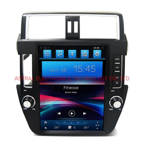 "Toyota Prado 2010 Android GPS System with 12.1"" Touchscreen"