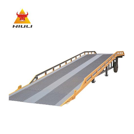 Niuli 10t Movable Hydraulic Dock Ramp