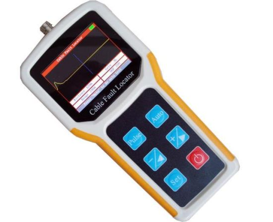High Performance High Precision Tdr Electronic Underground Cable Fault Test Equipment