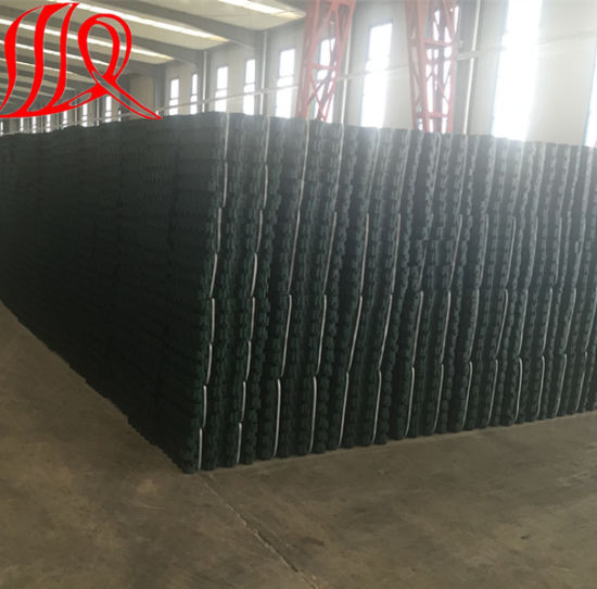China HDPE Material Plastic Driveway Grass Paver Grid