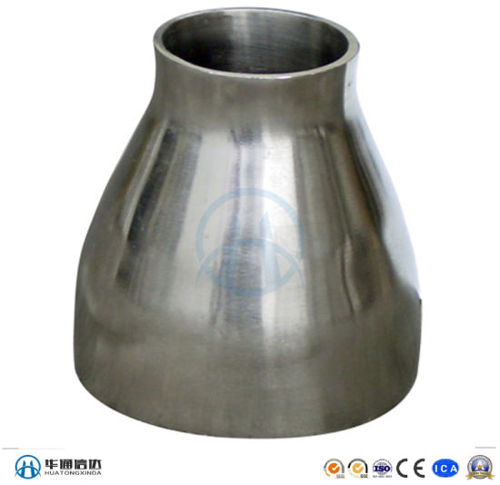Stainless Steel 304/316 Concentric Reducer Pipe Fitting