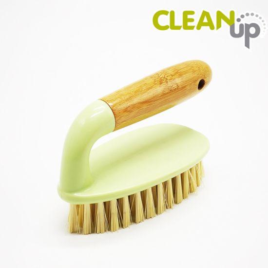 China Bamboo Floor Clean Brush Floor Brush Scrub Brush China