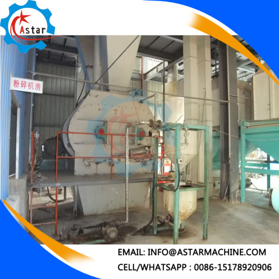 China Manufacture Farm Use Aquatic Feed Catfish Food Processing Line pictures & photos