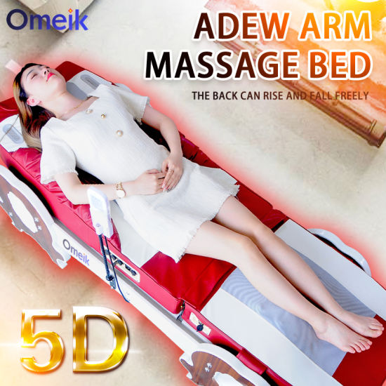 Thermal Therapy Tourmaline Heating Jade Massage Bed