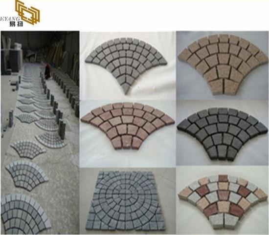 G654/G603/G684/G682/Black Basalt Granite Cube/Cobble/Paving Stone