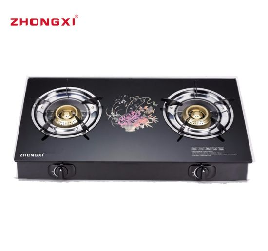 Cover Portable Natural Indoor Gas Stove[Jz-RS239]