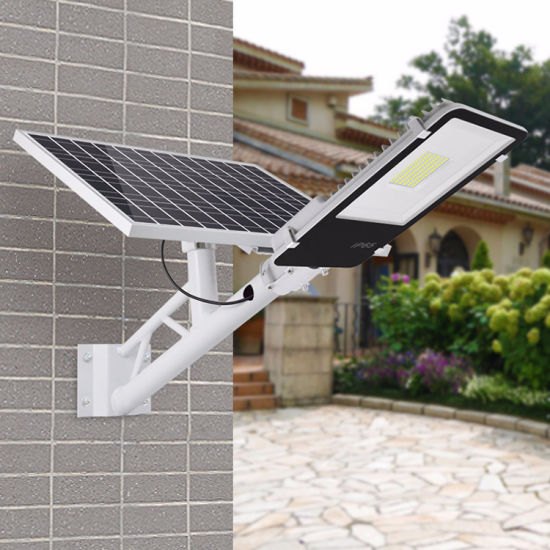 All-in-One Integrated Outdoor Garden LED Solar Street Lighting with Sensor pictures & photos