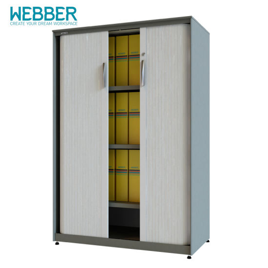 China Fatory Directly Sale Metal Roller Shutter Door File Cabinet