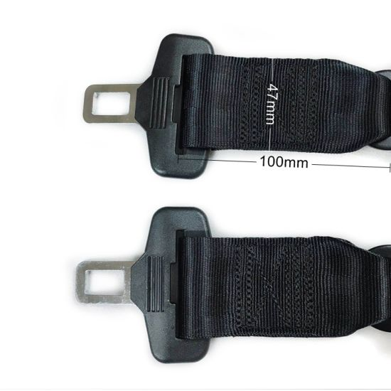 Car Seat Belt Extender Safety Seat Belt Extension Strap School Bus Belt Extension Strap Car Child Seat Belt Extension Buckle Suitable for Most Series of Cars
