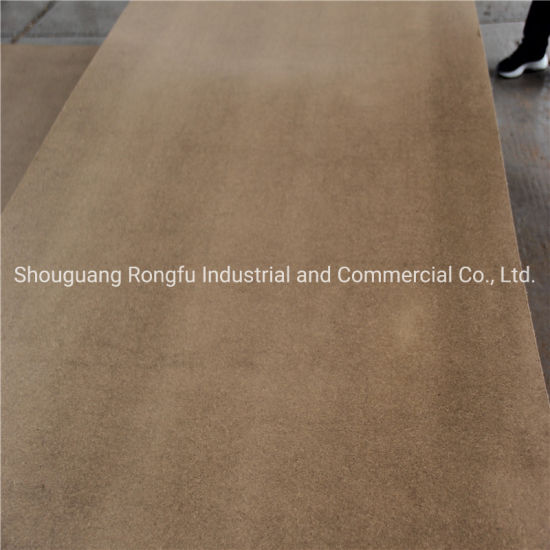 Hardboard Rough and Smooth Surface Panel with Good Quality for Furniture and Decoration