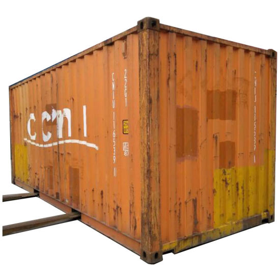 Prefabricate Shipping Container Used for Sale China