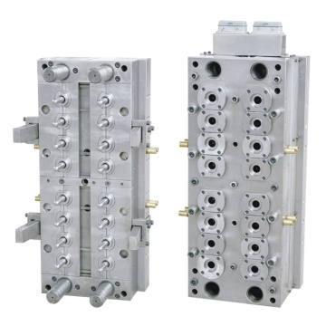Pet Bottle Preform Mould with Hot Runner (16 Cavities)