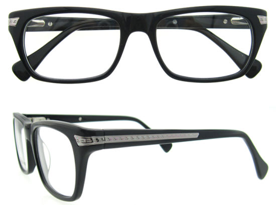 China Wholesale Eyeglasses Acetate Glasses Frame New Models of ...