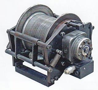 1.5 Ton Hydraulic Lifting Winch (YT15)
