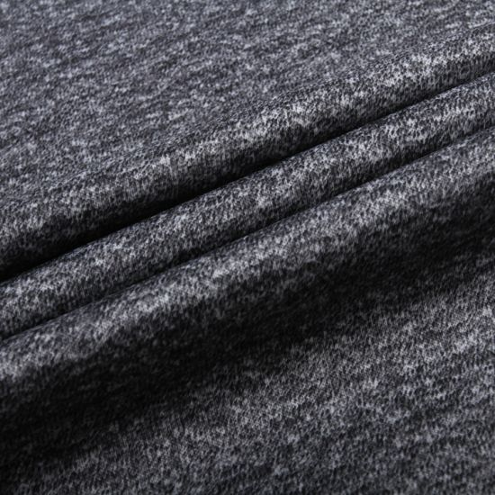 Polyester Pongee Fabric Bonded Polyester Mesh Fabric for Garment