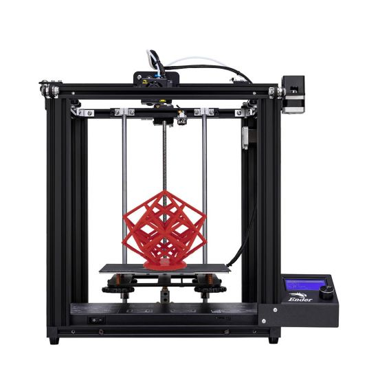 Ender-5 220*220*300mm Corexy Cube Frame Cartesian 3D Printers for Wholesale Price pictures & photos