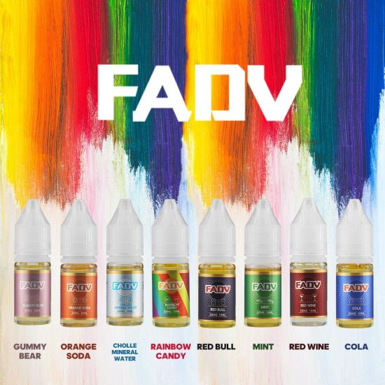 Ipure New Arrival Free Shipping Free Sample 30ml 3mg Nicotine Salt Vape Electronic Cigarette E Liquid with Best Taste