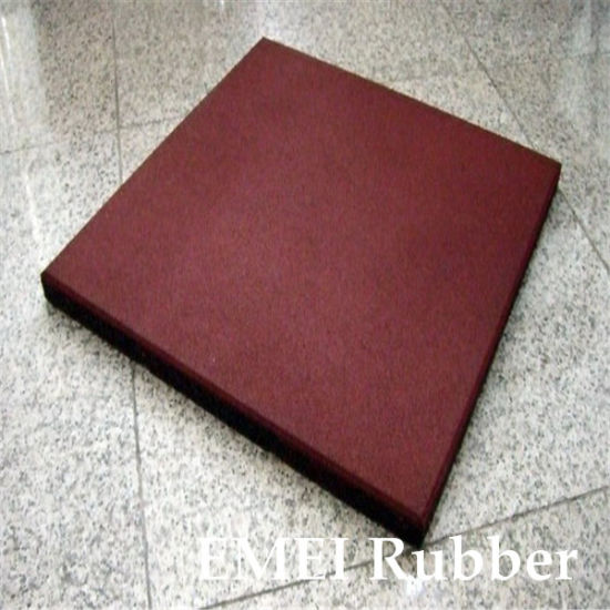 High Quality Widely Use Durable Rubber Floor for Outdoor Playground