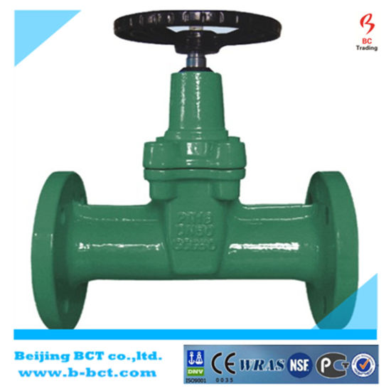 Ductile Iron Non-Rising Stem Flange Gate Valve Bct-Gv-02 pictures & photos