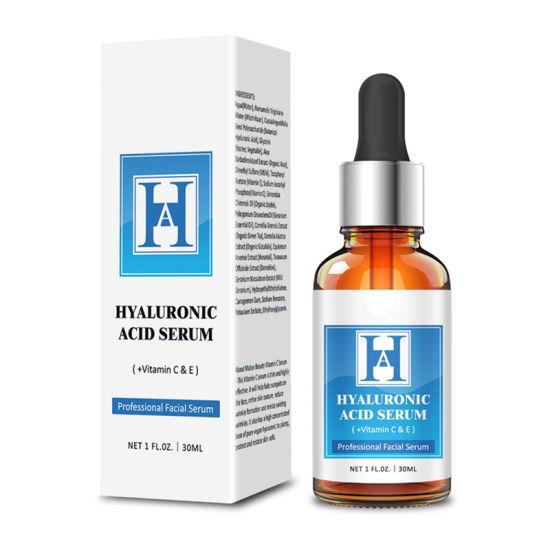 OEM/ODM Best Hyaluronic Acid Serum for Facial Antioxidant & Wrinkle Treatment