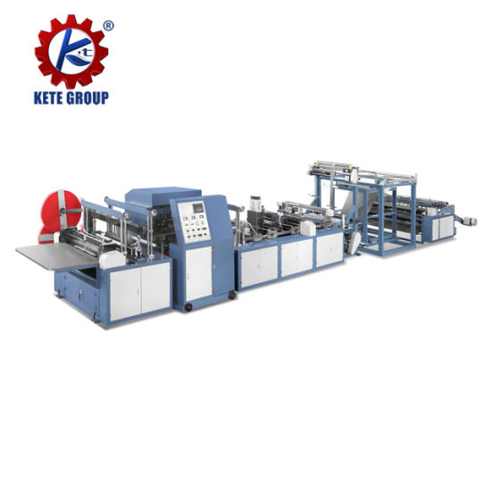 Full Automatic Ultrasonic Sealing Machine for Making Nonwoven Bags