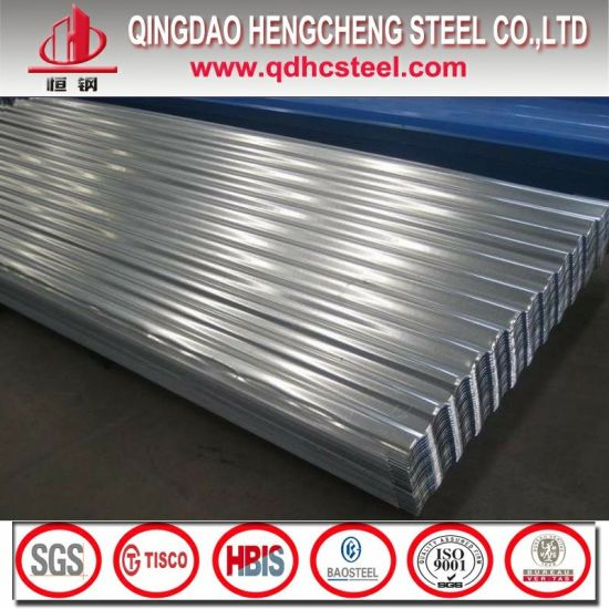 Galvalume Steel Roofing Sheet with Afp Treatment pictures & photos