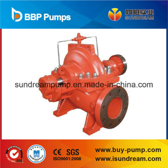 Diesel Engine Split Case Pump ISO9001 Certified pictures & photos