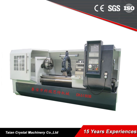 Metal Lathe Machine Tool Heavy CNC Lathe Machine (CK6180B) pictures & photos