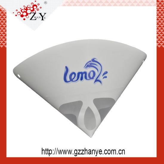 china disapobal cone nylon mesh paper strainer paper paint funnel